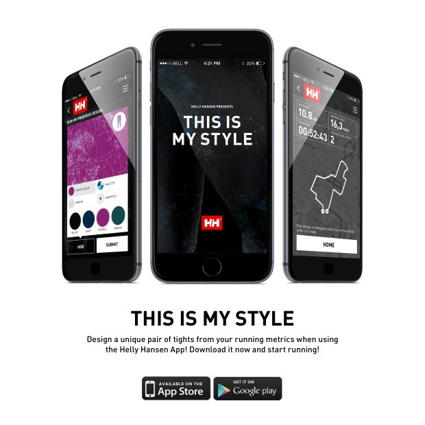 Helly Hansen -  This Is My Style