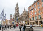 Monachium. Plac Mariacki