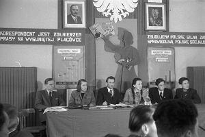 Korespondenci robotniczy i chłopscy. Stalinowska fabryka dziennikarzy