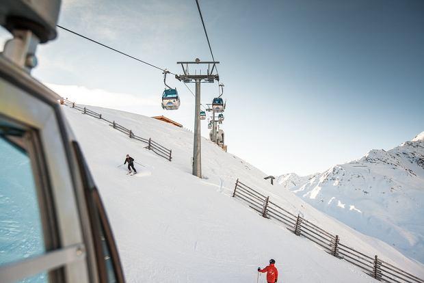 Austria narty: Serfaus / shutterstock