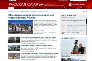 Rosjanie gro�� BBC blokad� strony internetowej. Za publikacj� wywiadu