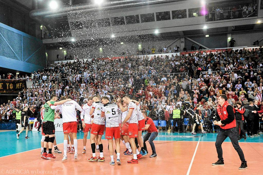 Asseco Resovia w Final Four Ligi Mistrzów. W dwumeczu pokonuje Lokomotiv Nowosybirsk