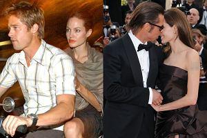 We wtorek Angelina Jolie z�o�y�a pozew o rozw�d. Decyzj� motywowa�a r�nicami nie do pogodzenia. Tym samym dobiega ko�ca historia jednej z najbardziej lubianych par show-biznesu. Ich romans zacz�� si� w atmosferze skandalu, ale uda�o im si� stworzy� wielk� i kochaj�c� rodzin�. Przez 12 lat niezmiennie wzbudzali sympati�, ale i zazdro��. Trudno pogodzi� si� z faktem, �e Brangelina odchodzi do przesz�o�ci. Takich ich zdj�� b�dzie nam brakowa� najbardziej.