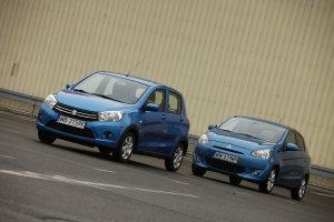 Suzuki Celerio vs. Mitsubishi Space Star | Konfrontacja | Wcale nie takie drogie