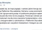Jerzy Skoczylas odszedł z PO. Żeby nie stawać przed partyjnym sądem za skandaliczne słowa o Grodzkiej