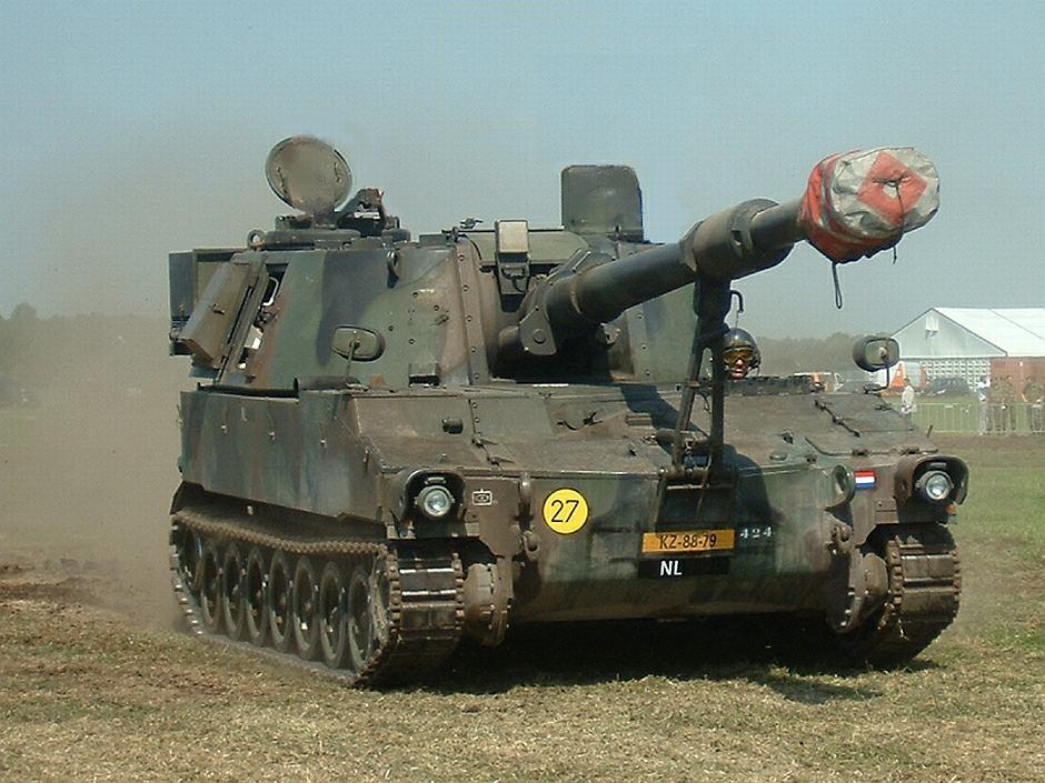 Haubica M109 SPH