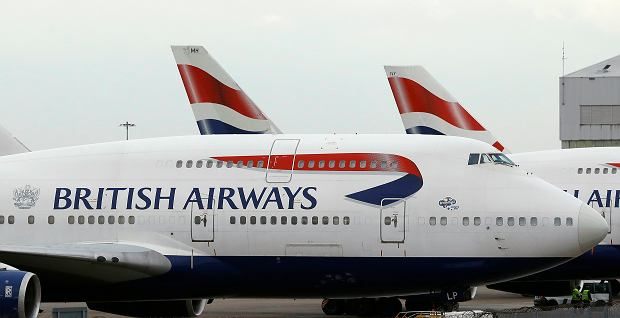 Samoloty British Airways uziemione na londyńskich lotniskach. Duża awaria systemu komputerowego