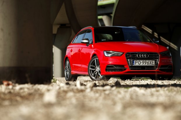 Audi S3 Sportback | Test | RS-R=S?