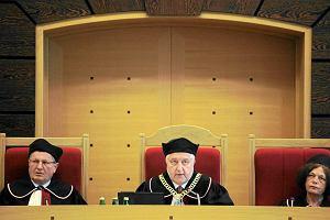 Ustawa podwy�szaj�ca wiek emerytalny przed Trybuna�em Konstytucyjnym