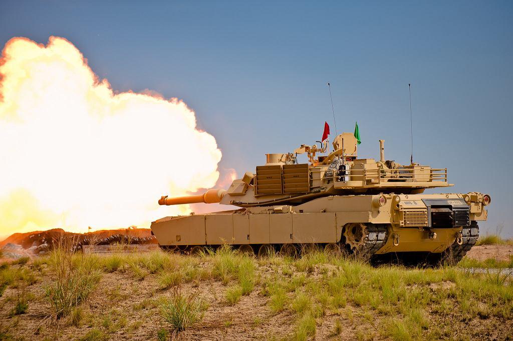 Najpotężniejsze czołgi na świecie - M1 Abrams (USA)