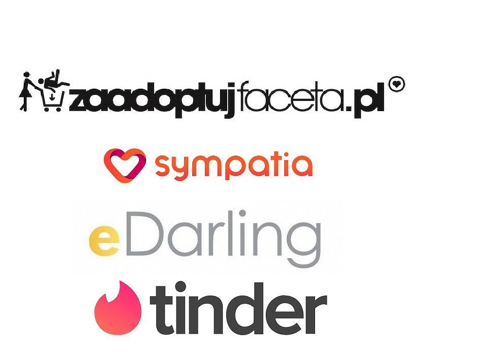 Walentynki dla samotnych nie muszą być udręką. Oto aplikacje randkowe, które pomogą przetrwać 14 lutego/eDarling; Sympatia; Tinder; ZaadoptujFaceta