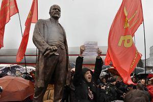 W Mińsku odsłonięto nowy pomnik Lenina