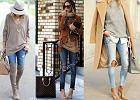 Ubrania w naturalnych barwach idealne na jesień