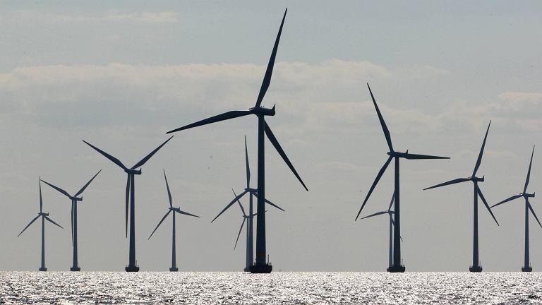 Morska elektrownia wiatrowa w duńskim Malmo