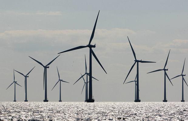 Morska elektrownia wiatrowa w du�skim Malmo