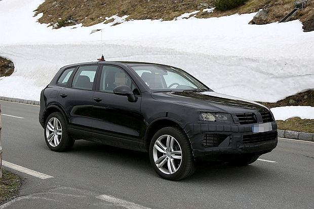 VW Touareg 2014
