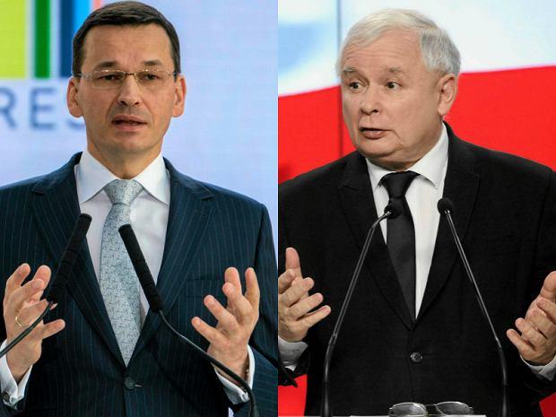 Mateusz Morawiecki; Jarosław Kaczyński