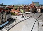 Będą bariery antyterrorystyczne na deptakach w Warszawie? Ratusz się zastanowi