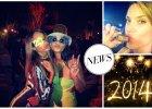 Gdzie modelki sp�dzi�y Sylwestra i z kim przywita�y 2014 rok? [prywatne zdj�cia - INSTAGRAM]