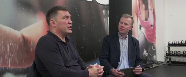 Spotkanie NCE z Dariuszem Tigerem Michalczewskim