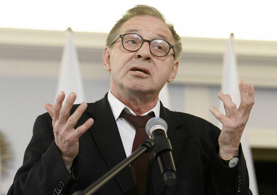 Sędzia Trybunału Konstytucyjnego Lech Morawski
