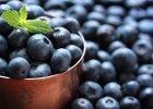 Jedzenie na czasie. Jagody chroni� przed zawa�em i cukrzyc�