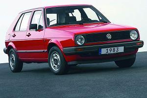 Volkswagen Golf II (1983 - 1991) - opinie Moto.pl
