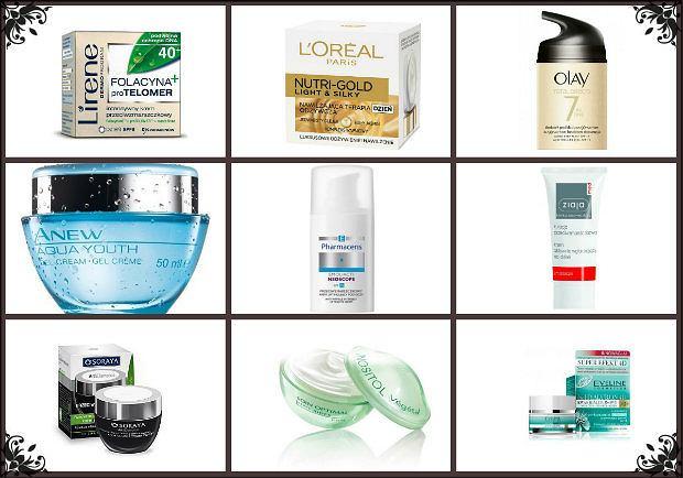 Kosmetyki na czas kryzysu: 10 dobrych krem�w przeciwzmarszczkowych za mniej ni� 50 z�