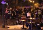 Zamachy w Paryżu. Nocny szturm na salę koncertową Bataclan. 129 osób nie żyje