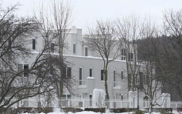 Anna Przybylska, dom