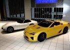 Wyj�tkowe kabriolety koncernu Toyota