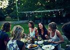 Nietuczące przyjęcie bez laktozy, bez mięsa i bez glutenu