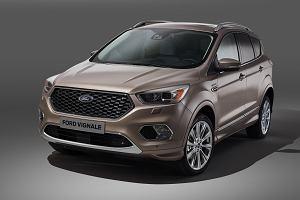 Ford Kuga Vignale | Ford atakuje klasę premium