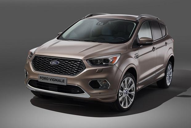 Ford Kuga Vignale | Ford atakuje klas� premium