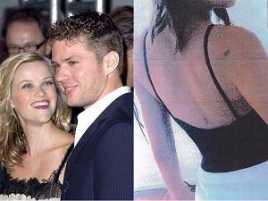 Były mąż Reese Witherspoon oskarżony o pobicie swojej dziewczyny