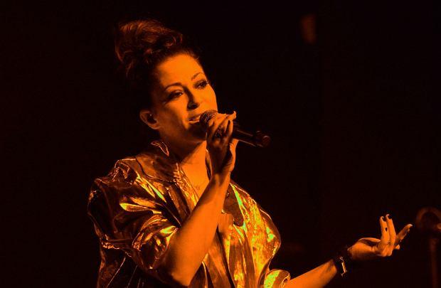 Natalia Kukulska wystąpiła podczas walentynkowego koncertu w Bełchatowie. Zobaczcie, jak się prezentowała.