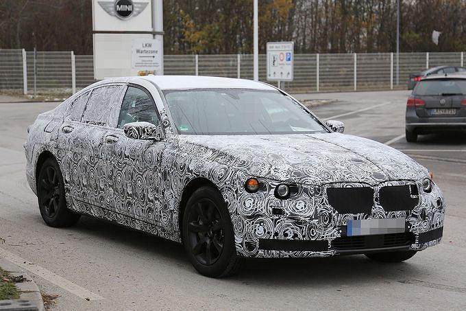 Nowe BMW Serii 7 2015
