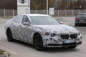 Nowe BMW serii 7 (2015) | Droga na szczyt