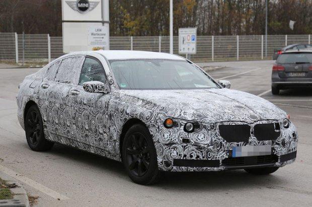 Nowe BMW serii 7 (2015)   Droga na szczyt