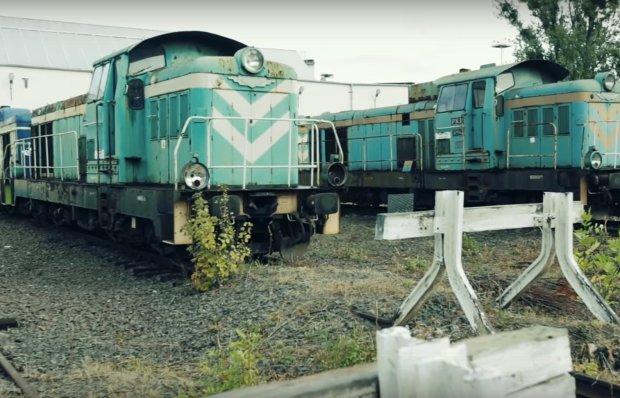 Jest jak cmentarzysko starych lokomotyw. Co skrywa częściowo opuszczona stacja towarowa we Wrocławiu? Wchodzimy na jej teren
