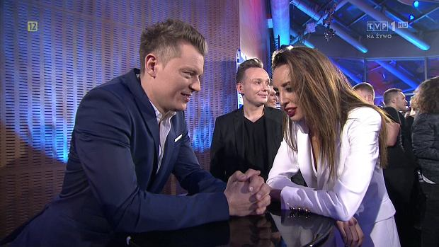 Rafał Brzozowski i Agata Nizińska