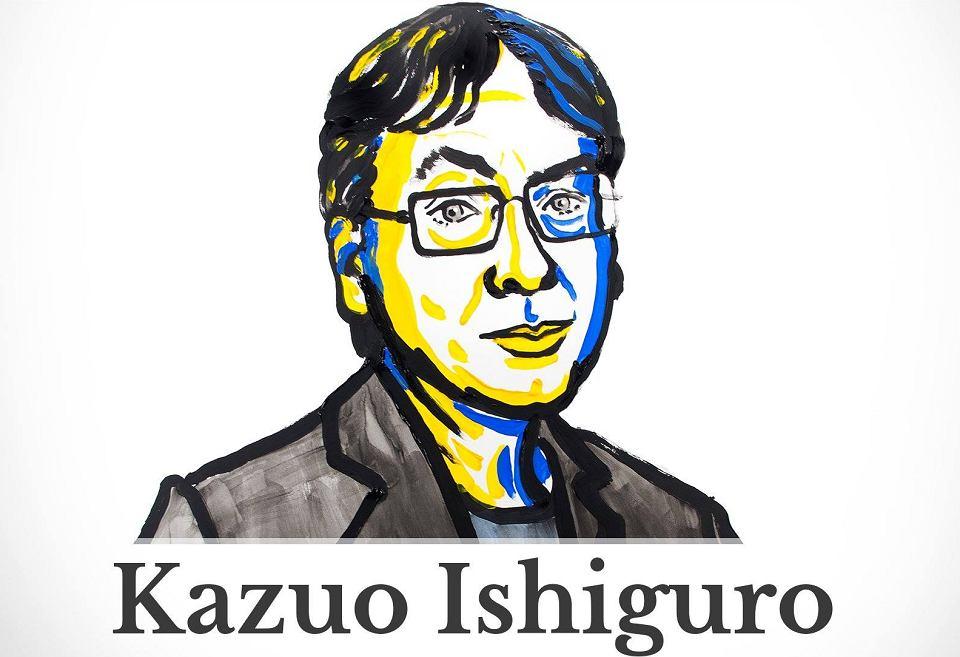 Kazuo Ishiguro, laureat Literackiej Nagrody Nobla 2017.