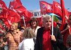 Przez Warszawę przeszły pochody pierwszomajowe