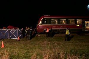 Kobieta i 10-miesięczne dziecko zginęli w wypadku na przejeździe kolejowym w woj. lubelskim