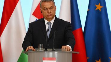 Premier Victor Orban. Zdjęcie ilustracyjne