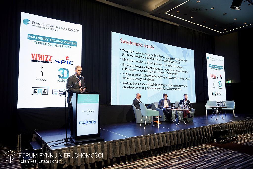 Konferencja 'Forum Rynku Nieruchomości 2018'