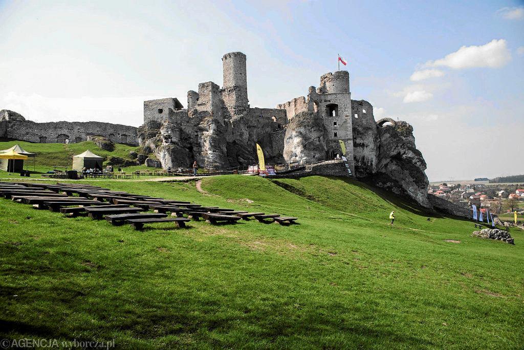 Ruiny zamku Ogrodzieniec / KAMILA KOTUSZ