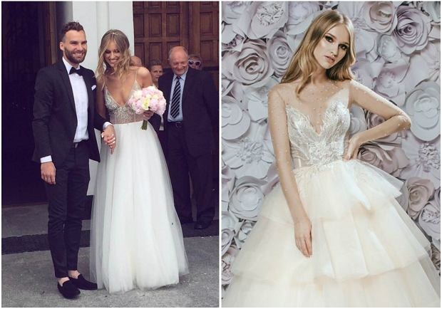 Suknia ślubna Koronka Hiszpańska Poradnik Kobiety