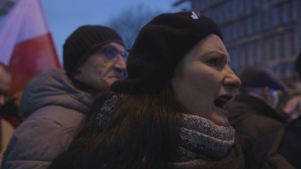 'Dobra zmiana', film Konrada Szołajskiego / mat. promocyjne