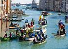 Wenecja. Imprezy na wodzie